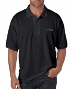 Embroidered Columbia Men's Perfect Cast  Polo
