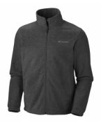 Logo Columbia Men's Steens Mountain� Full-Zip Fleece