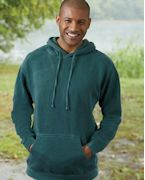 Custom Logo Comfort Colors 9.5 oz. Garment-Dyed Pullover Hood