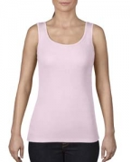 Embroidered Comfort Colors Ladies' Tank Top