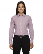 Promotional Devon & Jones Ladies' Crown Collection Banker Stripe