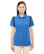 Customized Devon & Jones Ladies' DRYTEC20 Performance Colorblock Polo