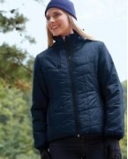 Logo Devon & Jones Ladies' Insulated Tech-Shell Reliant Jacket