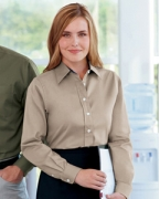 Customized Devon & Jones Ladies' Pima Advantage Twill