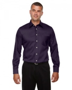 Personalized Devon & Jones Men's Crown Collection Solid Stretch Twill