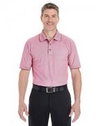 Personalized Devon & Jones Men's Pima-Tech Oxford Pique Polo