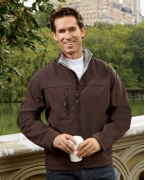 Personalized Devon & Jones Men's Soft Shell Jacket