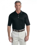 Customized Devon & Jones Pima-Tech Men's Jet Pique Polo