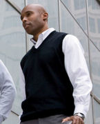 Promotional Devon & Jones V-Neck Vest