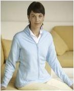 Personalized (dp945wa) Devon & Jones Ladies' Plush Fleece Jacket