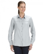 Embroidered Dri Duck Ladies' Release Fishing Shirt