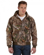 Custom Embroidered Dri Duck Tall Realtree Xtra Cheyene Jacket