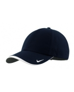 Customized Dri-FIT Swoosh Perforated Cap.