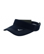 Customized Dri-FIT Swoosh Visor.