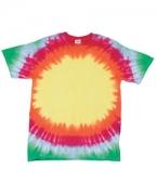 Monogrammed Dyenomite Bullseye T-Shirt