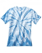 Customized Dyenomite Youth Tone On Tone Pinwheel T-Shirt