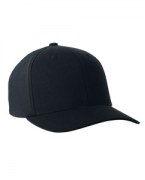 Personalized Flexfit 110 Performance Serge Solid Cap