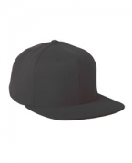Embroidered Flexfit 110 Wool Blend Solid Cap