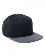 Logo Flexfit 110 Wool Blend Two-Tone Cap