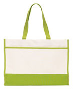 Embroidered Gemline Contemporary Tote