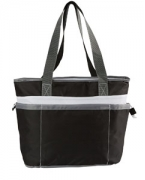 Custom Logo Gemline Vineyard Insulated Tote