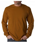 Monogrammed Gildan Adult Ultra Cotton Long-Sleeve T-Shirt