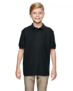 Customized Gildan DryBlend Youth 6.3 oz. Double Pique Sport Shirt