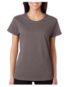 Promotional Gildan Missy Fit Heavy Cotton T-Shirt