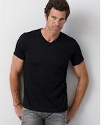Customized Gildan 4.5 oz SoftStyle V-Neck T-Shirt