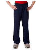 Personalized Gildan Youth Heavy BlendTM Open Bottom Sweatpants