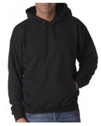 Customized Hanes Adult ComfortBlend EcoSmart Hooded Pullover