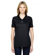 Customized Hanes Ladies' 4 oz. Cool Dri Polo