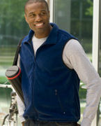 Promotional Harriton 8 oz. Fleece Vest