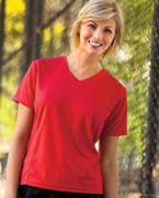 Logo Harriton Ladies' 4.2 oz. Athletic Sport T-Shirt