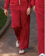 Customized Harriton Ladies' Tricot Track Pants