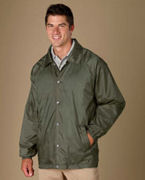 Promotional Harriton Nylon Staff Jacket