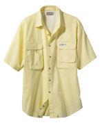 Personalized Hook & Tackle Men's Gulf Stream Short-Sleeve Fishing Shirt