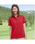 Custom Embroidered Izod Ladies' Original Silk-Wash Piqu Polo