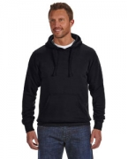 Personalized J America Cloud Pullover Fleece Hood