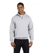 Customized Jerzees 8 oz., 50/50 NuBlend Quarter-Zip Cadet Collar Sweatshirt