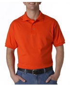 Promotional Jerzees Adult 50/50 Jersey Polo