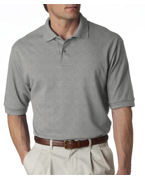 Promotional Jerzees Adult Ring-Spun Cotton Pique Polo
