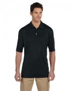 Promotional Jerzees Dri-POWER SPORT Men's 4.1 oz., 100% Polyester Micro Pointelle Mesh Moisture-Wicking Polo