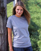 Promotional Jerzees Ladies' 5.6 oz., 50/50 Heavyweight BlendT T-Shirt