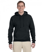 Custom Logo Jerzees Tall 8 oz., 50/50 NuBlend Fleece Pullover Hood