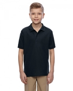 Embroidered Jerzees Youth Easy Care Polo