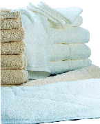 Custom Embroidered Mainstays Classic Luxury Towel Set