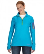 Customized Marmot Ladies' Flashpoint Half-Zip