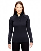 Custom Logo Marmot Ladies' Stretch Fleece Half-Zip