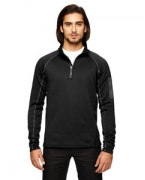 Embroidered Marmot Men's Stretch Fleece Half-Zip